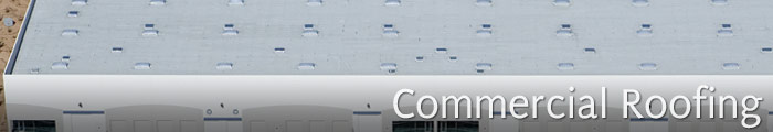 Commercial Roofing in CO, including Littleton, Englewood & Aurora.
