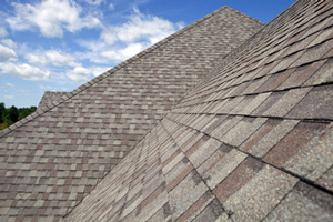 Homes Roofed With Asphalt Shingles In Englewood