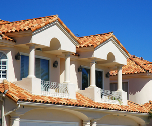 Concrete tile roofing is long lasting